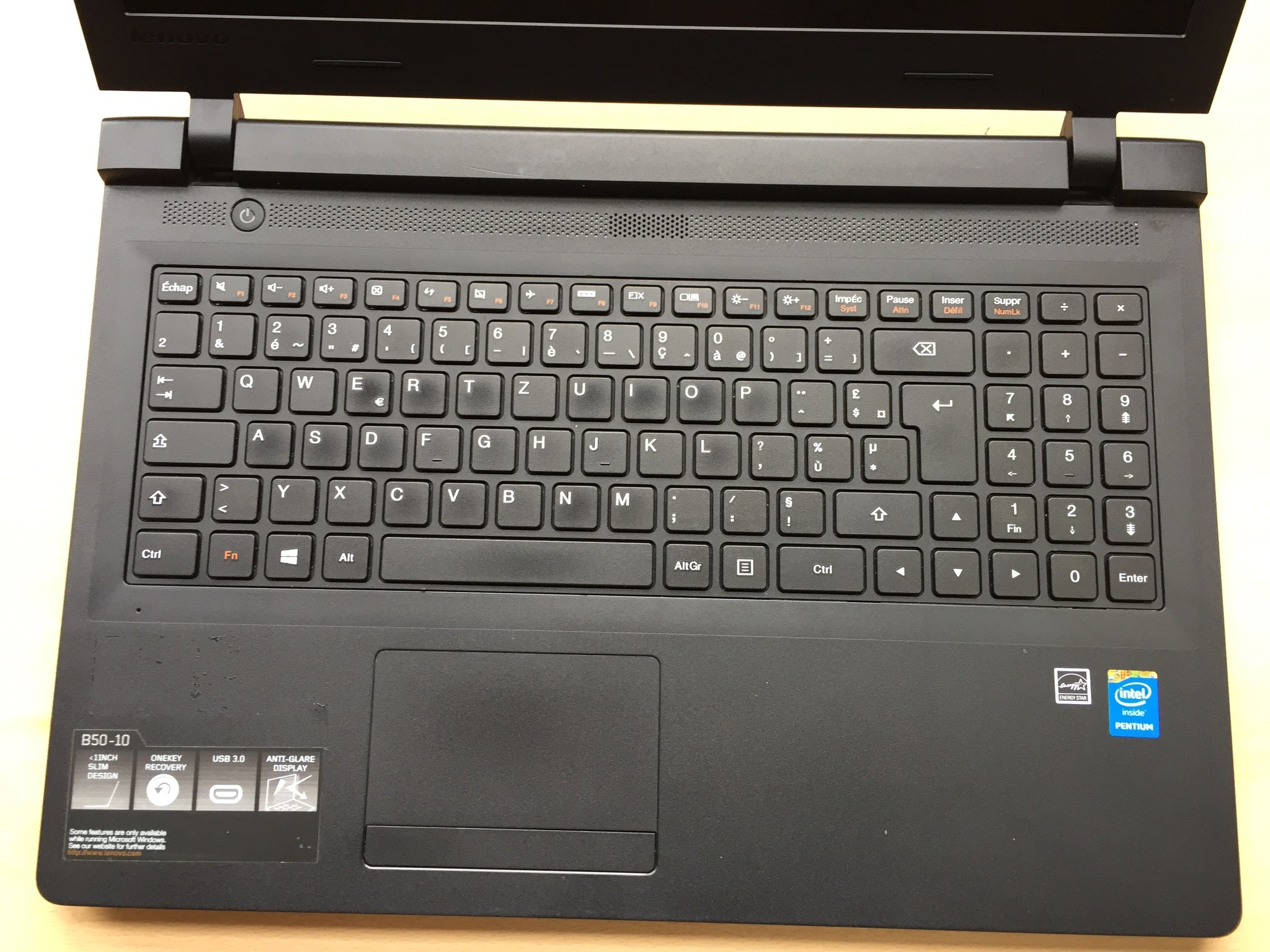 Lenovo B50 10 N3540 4GB 500GB HD