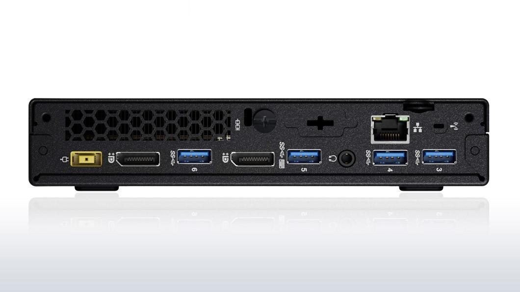 Namizni računalnik Lenovo M710q i3-7100T | 4GB | 256GB SSD | WIN 10 PRO